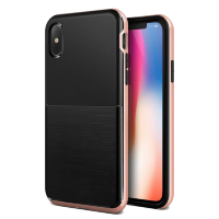 Чехол VRS Design High Pro Shield для iPhone X Rose Gold
