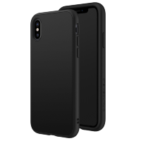 Чехол RhinoShield SolidSuit для iPhone X Чёрный