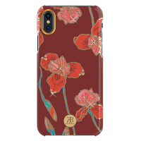 Чехол Kingxbar Blossom для iPhone X/Xs Kapok